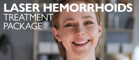 Laser Hemorrhoids Surgery Package Cost in UAE